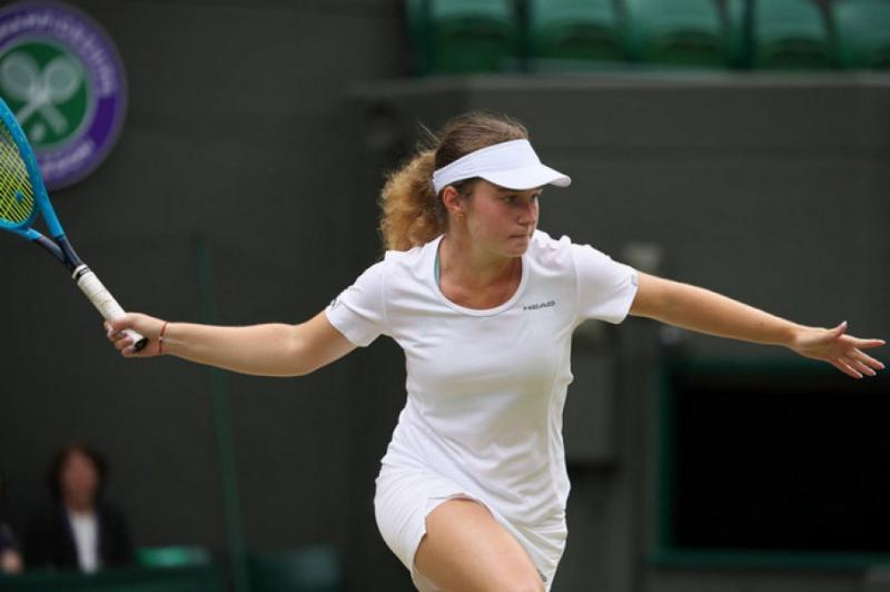 Дарина Снігур піднялася у ТОП-5 світового тенісного рейтингу юніорок