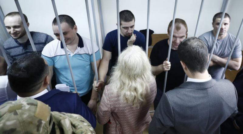 Ілля Новіков: Моряків віддадуть, але не так швидко, як ми хочемо