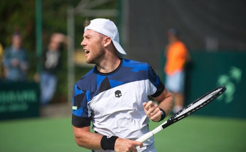 Ілля Марченко зіграє у півфіналі парної сітки тенісного турніру ITF в Нур-Султані