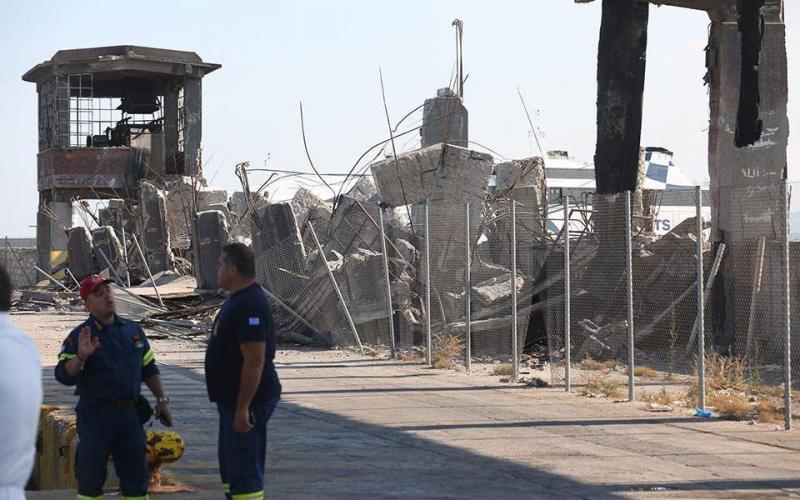 Землетрус в Афінах: обвалені будинки, четверо постраждалих