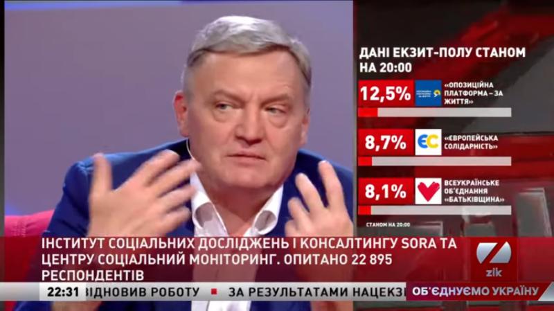 Мінські домовленості не мають жодного стосунку до автономії Донбасу, – Гримчак