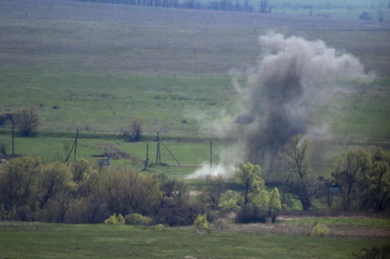Окупанти порушили режим тиші на Донбасі