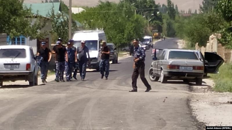 Стрілянина на кордоні Таджикистану і Киргизстану: 27 людей поранені