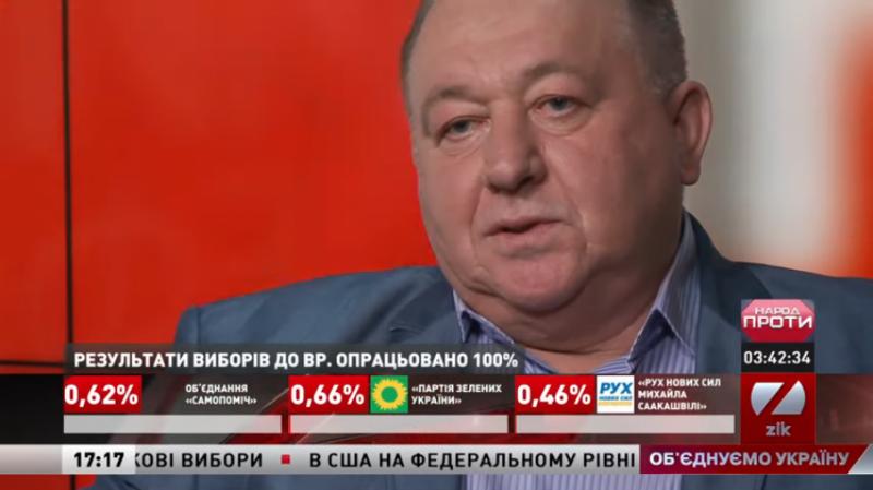 «Не буває молодих генералів»: екснамісник Донеччини звернувся до Зеленського