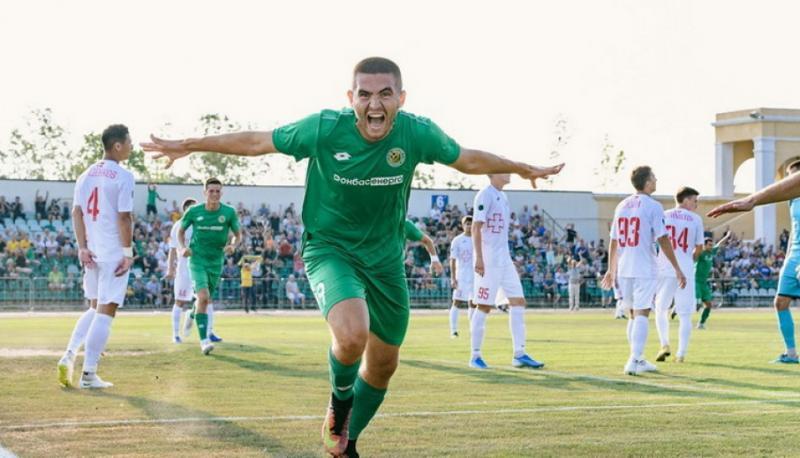 У Першій лізі чемпіонату України з футболу зіграно матчі стартового туру