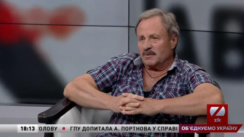 Бистряков попереджає про «заколот військових» в Україні