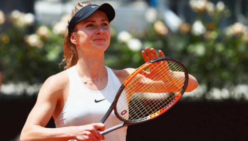 Еліна Світоліна сьогодні стартує на тенісному турнірі WTA в Сан-Хосе