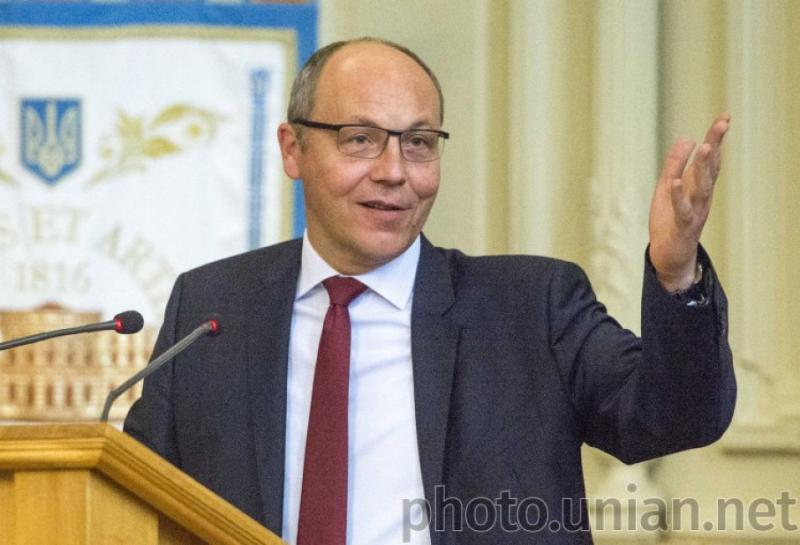 Парубій готовий скликати сесію Ради, але просить Зеленського виправити помилки у зверненні