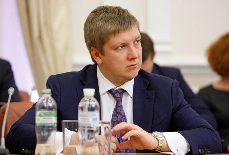 Коболєв відповів на погрози Гройсмана: «Нафтогаз» продовжить закачування газу до сховищ