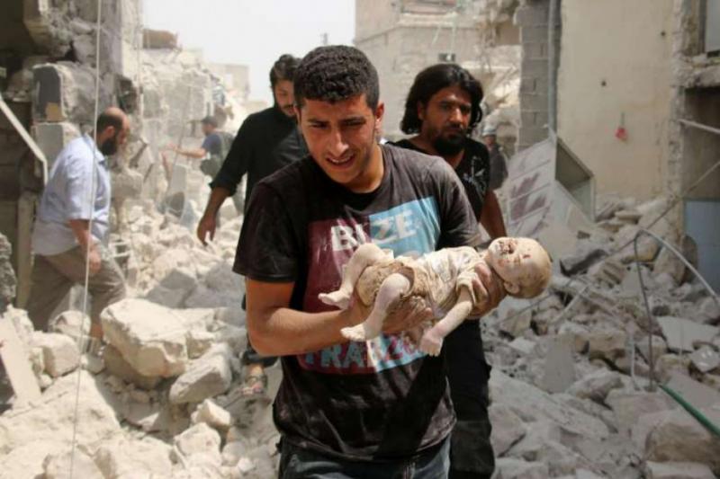 Очолений Росією наступ забрав життя уже понад 500 мирних сирійців