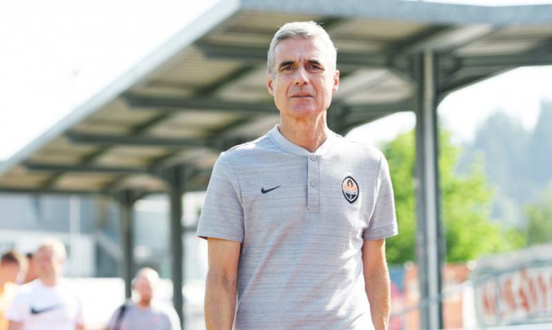 Тренер «Шахтаря» Луїш Каштру: Команда буде повністю готова до першого офіційного матчу сезону