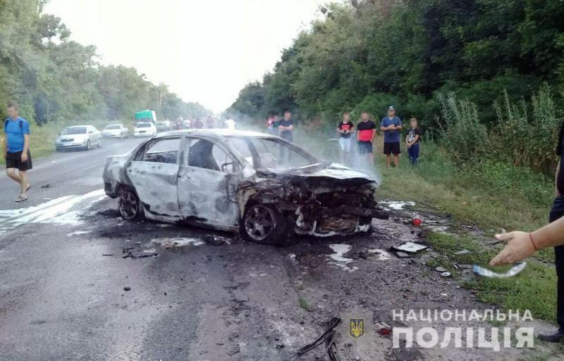 Глава полтавської організації Слуги народу зізнався, що скоїв смертельне ДТП
