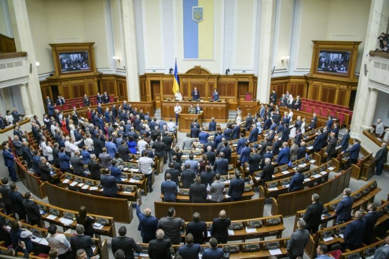 ЦВК: До Верховної Ради проходять 254 депутати від «Слуги народу», 124 від інших партій та 46 самовисуванців
