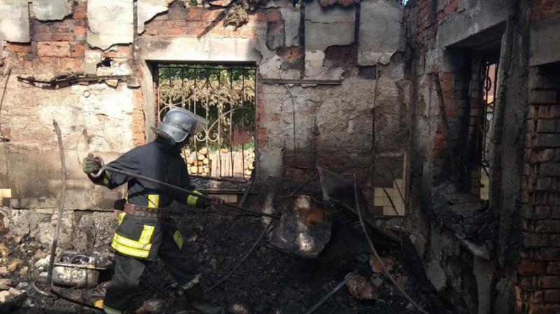 Пожежа на Київщині: загинуло двоє осіб, ще одну травмовано