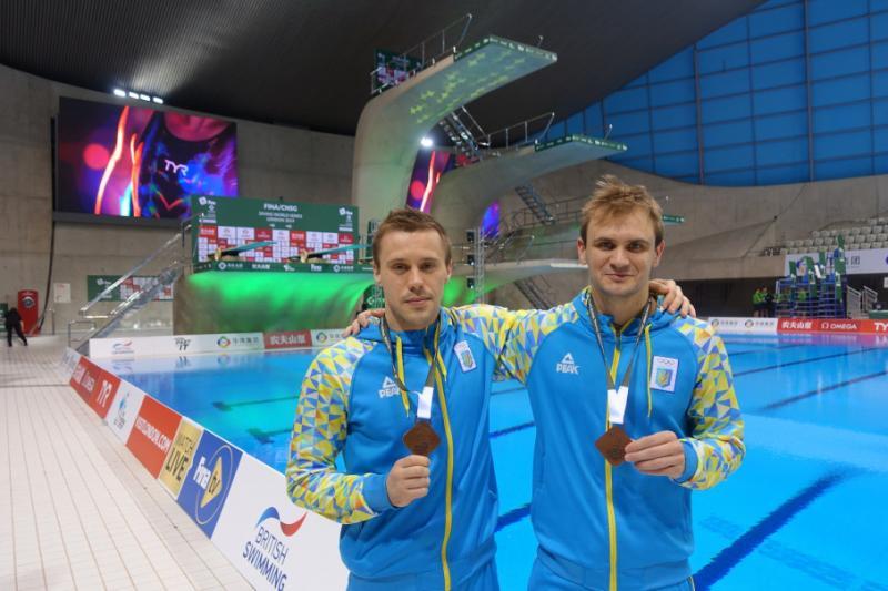 Офіційно: У серпні Київ прийматиме Євро-2019 зі стрибків у воду
