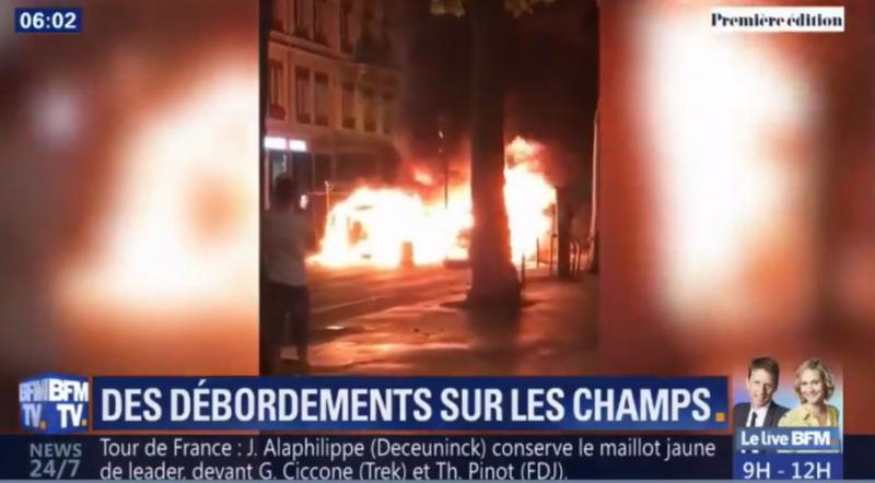 Французькі футбольні фанати робили погроми: заарештували майже 300 людей