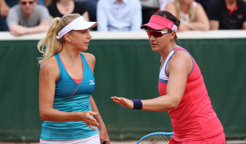 Надія Кіченок вийшла у третє коло в парному розряді тенісного турніру Wimbledon-2019