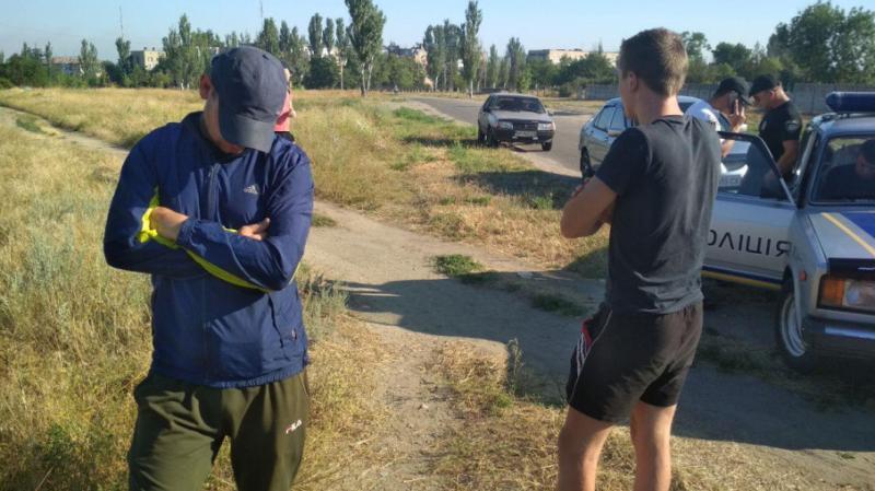 У день тиші у Запорізькій області затримали машину з агітлистівками