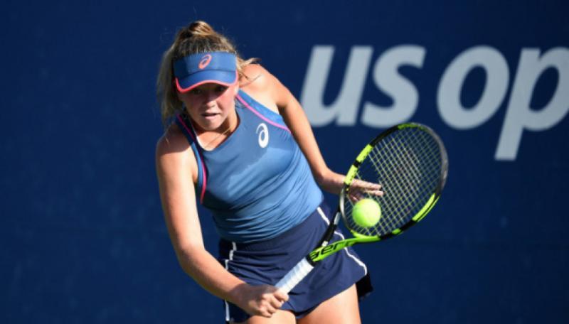 У фіналі юніорського Wimbledon-2019 Дарина Снігур зіграє з Алексою Ноель з США
