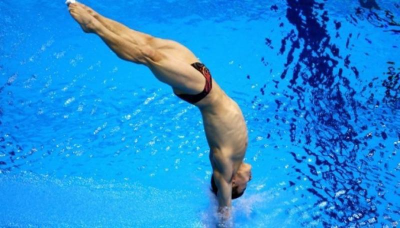 Олексій Середа вийшов у фінал ЧС-2019 в стрибках у воду з вишки