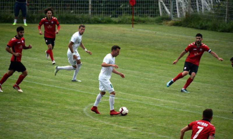 Футболісти «Ворскли» в контрольній грі обіграли азербайджанську «Габалу»