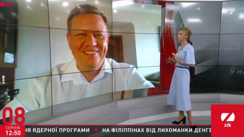 Повернення 2009-го: Рябцев заявив, що у січні Росія може припинити постачання газу в Україну