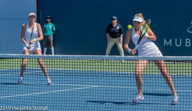 Сестри Кіченок програли гру 1/4 фіналу тенісного турніру в Сан-Хосе у парному розряді