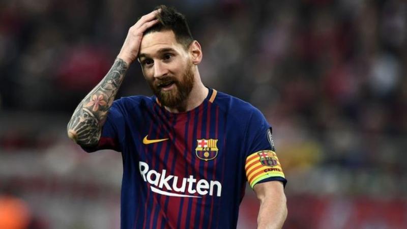 Ліонель Мессі через дискваліфікацію до грудня не зможе грати за збірну Аргентини