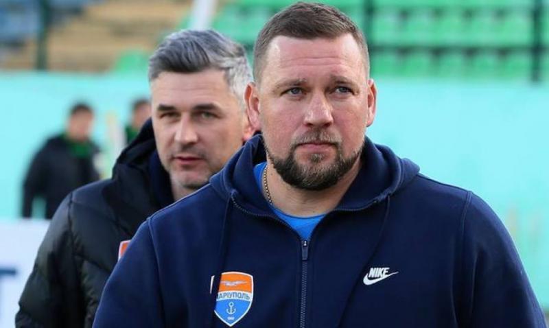 Тренер ФК «Маріуполь» Олександр Бабич: Інформації про АЗ-67 уже достатньо