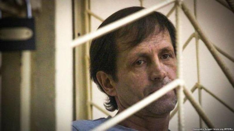 У Росії українського політв'язня Балуха знову відправили в штрафний ізолятор