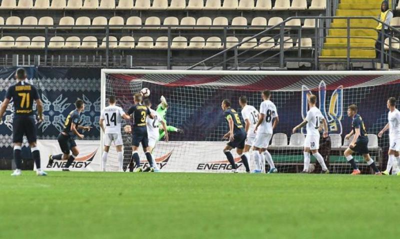 «Зоря» і «Дніпро-1» зіграли внічию у матчі футбольної Прем'єр-ліги України