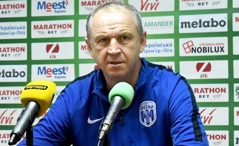 Олександр Рябоконь – найкращий тренер другого туру Прем'єр-ліги