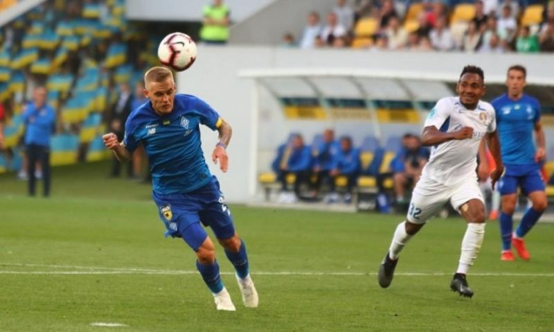 Віталій Буяльський – найкращий гравець другого туру Прем'єр-ліги