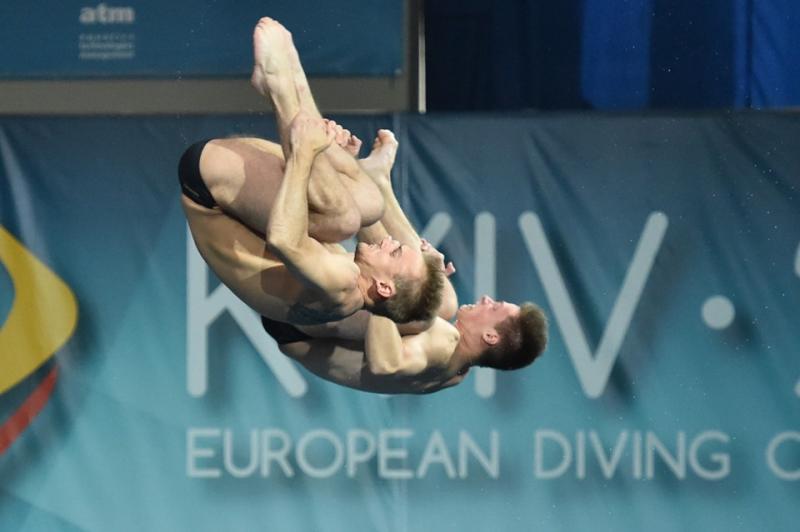 У Києві сьогодні стартує чемпіонат Європи-2019 зі стрибків у воду