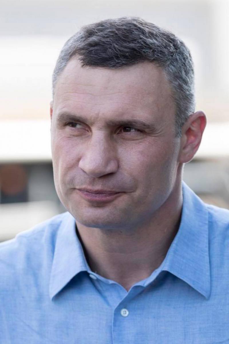Кличко пішов у відпустку до 9 серпня
