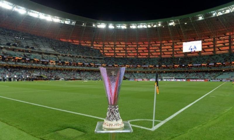 У штаб-квартирі УЄФА відбулося жеребкування плей-оф Ліги Європи
