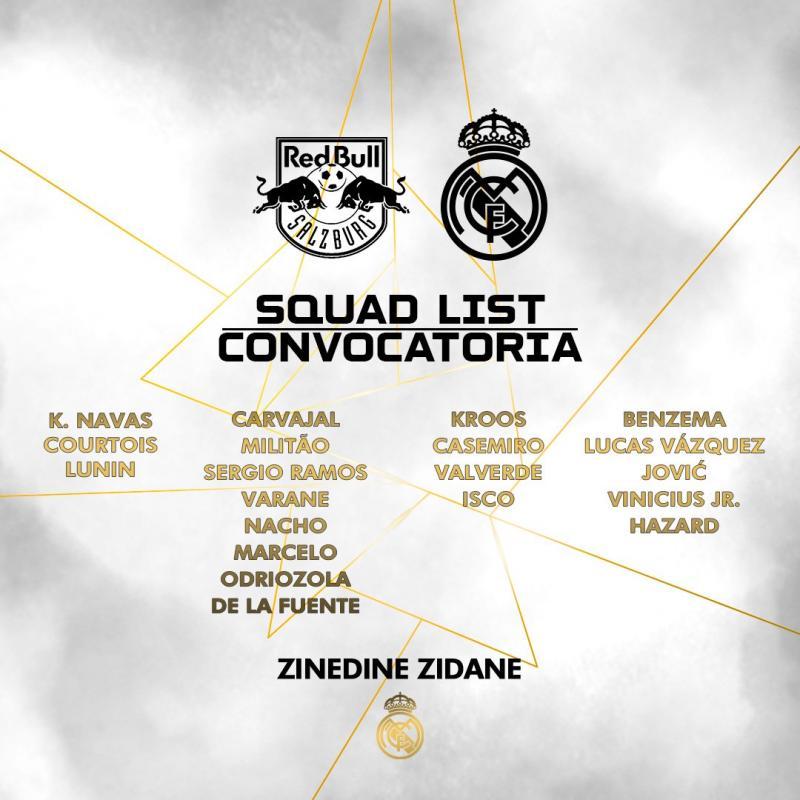 Офіційно: Лунін потрапив до заявки «Реала» на матч із «Зальцбургом»