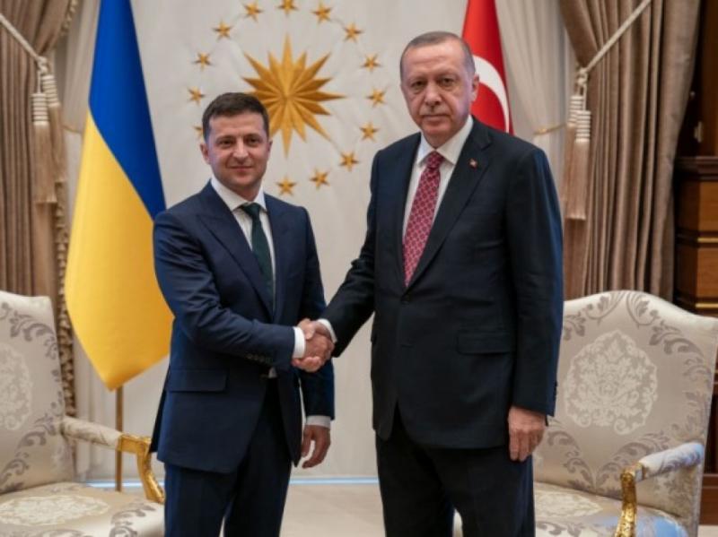 Президент Туреччини анонсував переговори про ЗВТ з Україною