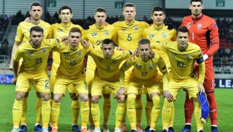 Збірна України з футболу восени проведе товариські матчі в Дніпрі і Запоріжжі