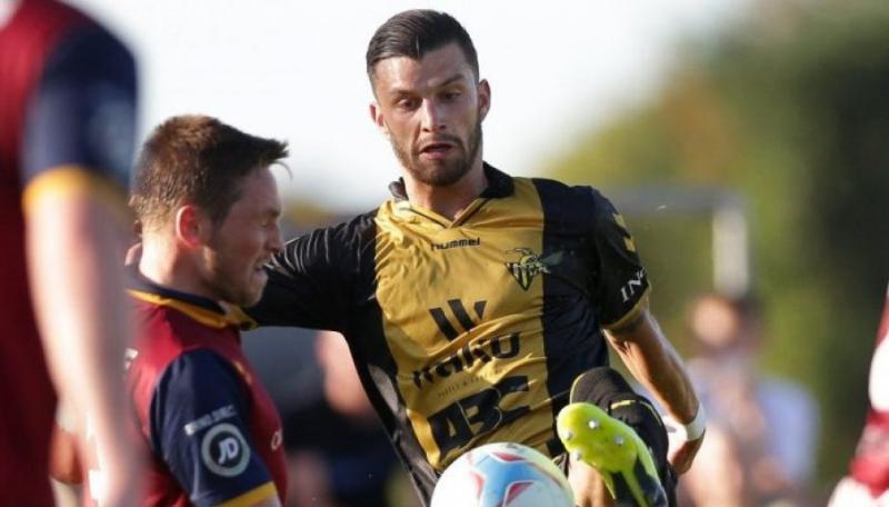 ЗМІ: «Карпати» близькі до підписання гравця збірної Люксембургу Тіма Галля