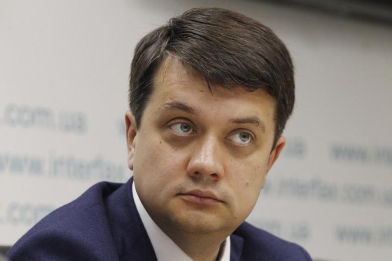 «Слуга народу» не отримувала пропозицій щодо коаліції, - Разумков