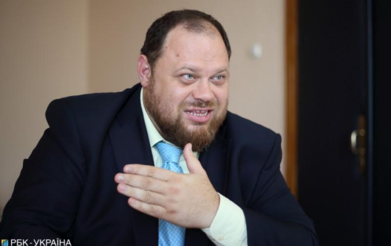 Будемо спиратися на принцип професіоналізму: Стефанчук про формування комітетів нової Ради