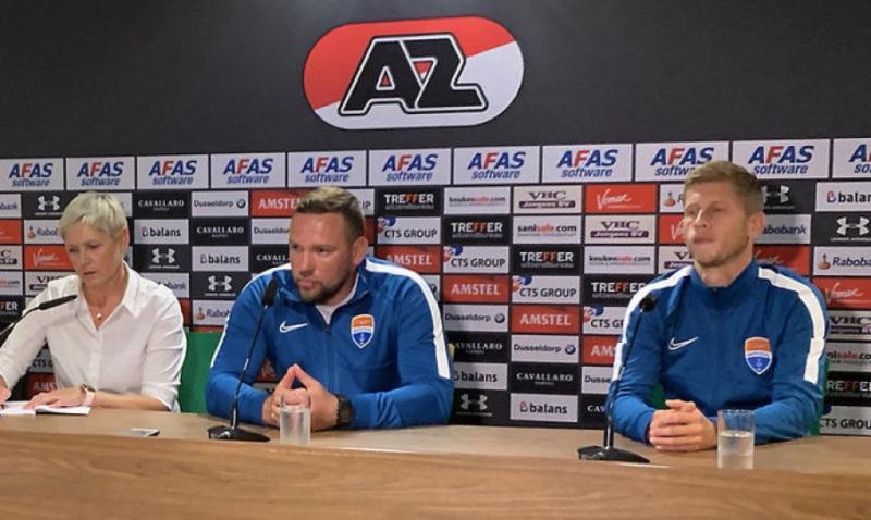 Тренер ФК «Маріуполь» Олександр Бабич: Грати на штучній траві для нас не проблема