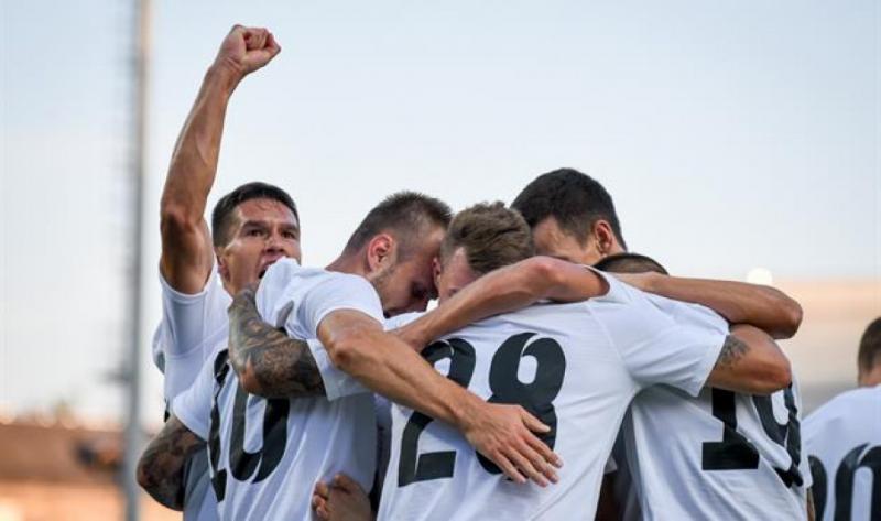 «Зоря» обіграла ЦСКА і вийшла до раунду плей-оф Ліги Європи УЄФА