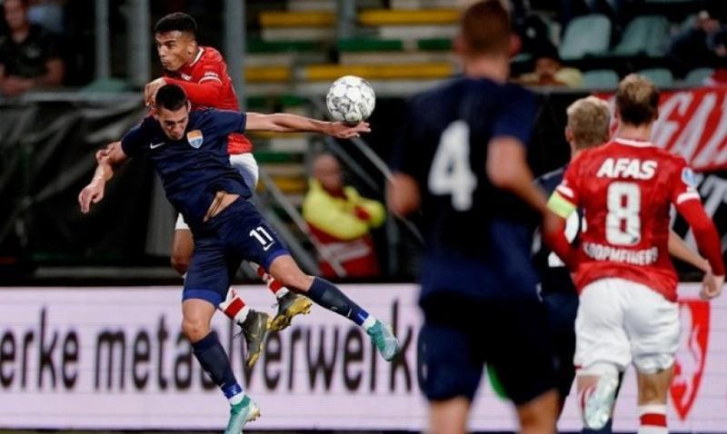 «Маріуполь» у гостях програв АЗ-67 і завершив виступи в Лізі Європи УЄФА