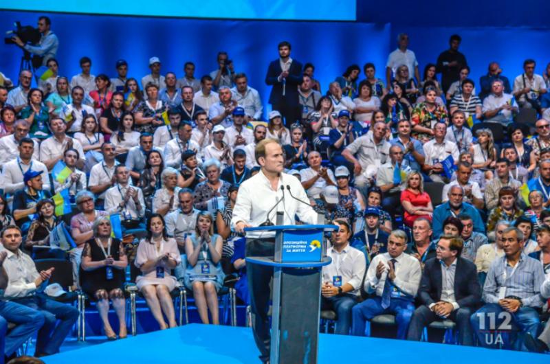 Медведчук: «Опозиційна платформа – За життя» виступає категорично проти продажу землі