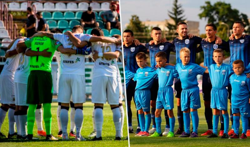 У матчі четвертого туру Прем'єр-ліги «Десна» і «Колос» голів не забивали