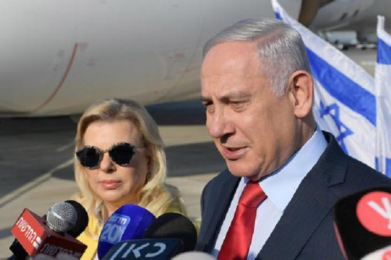Прем'єр Ізраїлю порівняв український «хліб-сіль» із японською тарілкою-черевиком