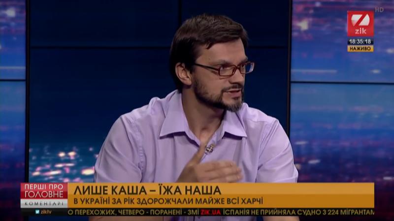 Підписанням угод про ЗВТ із ЄС чи Ізраїлем Україна забиває м'яч у власні ворота, – Дорошенко