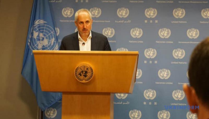 В ООН уважно стежать за ядерним інцидентом у Росії